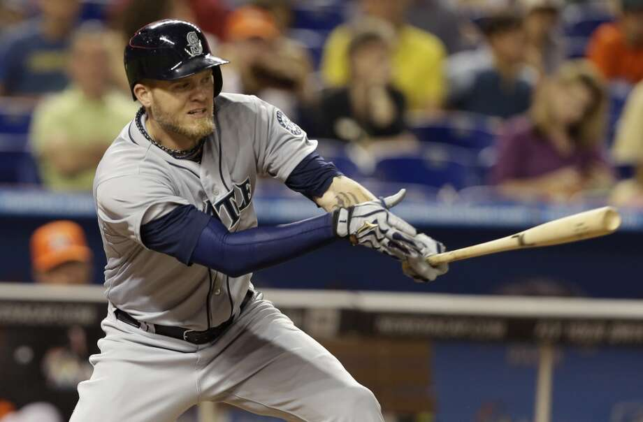 Player of the week Corey Hart After a frigid start, Hart came to life on the M's road trip. Hart collected two hits apiece in each of his last four games played, raising his batting average 102 points in the process. Photo: Lynne Sladky, Associated Press