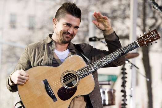Juanes:Saturdays, October 4 & 117:30-8:30 p.m.Austin Ventura Stage Photo: Charles Sykes, Associated Press
