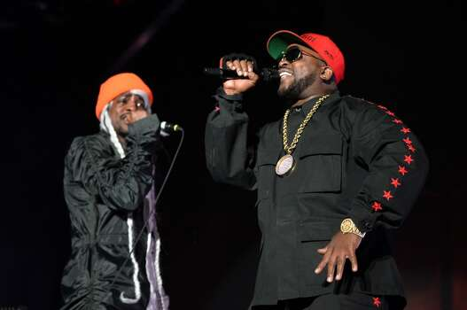Outkast:Fridays, October 3 & 108:15-10 p.m.Honda Stage Photo: Kevin Winter, Getty Images For Coachella