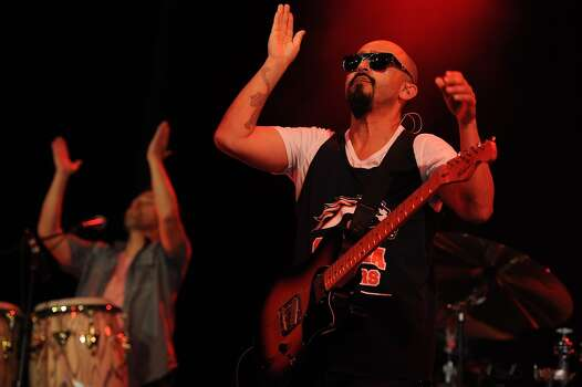 Ozomatli:Fridays, October 3 & 106:15-7:15 p.m.Bevintel Stage (3rd) and Zilker Stage (10th) Photo: Matt Roberts, Getty Images