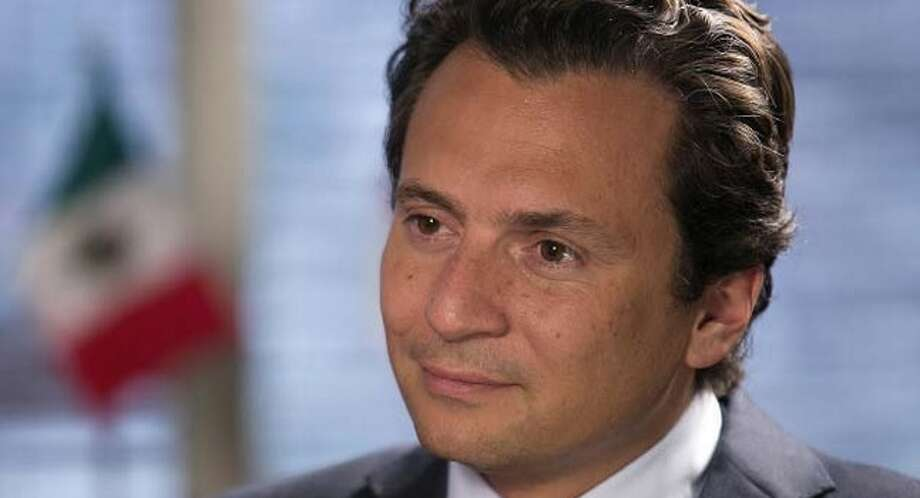 Pemex CEO Emilio Lozoya Photo: Bloomberg News