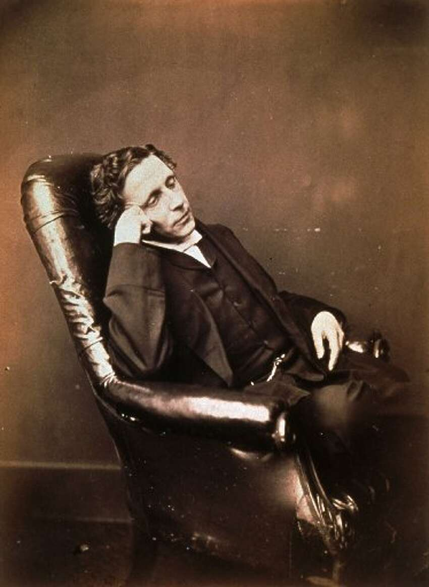 In 1864, English mathematician and writer Charles Dodgson (better known as Lewis Carroll) presented a handwritten and illustrated manuscript,