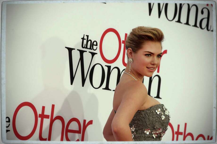 Actress Kate Upton attends the premiere of Twentieth Century Fox's 'The Other Woman' at Regency Village Theatre on April 21, 2014 in Westwood, California. Photo: Jason Kempin, Getty Images / 2014 Getty Images