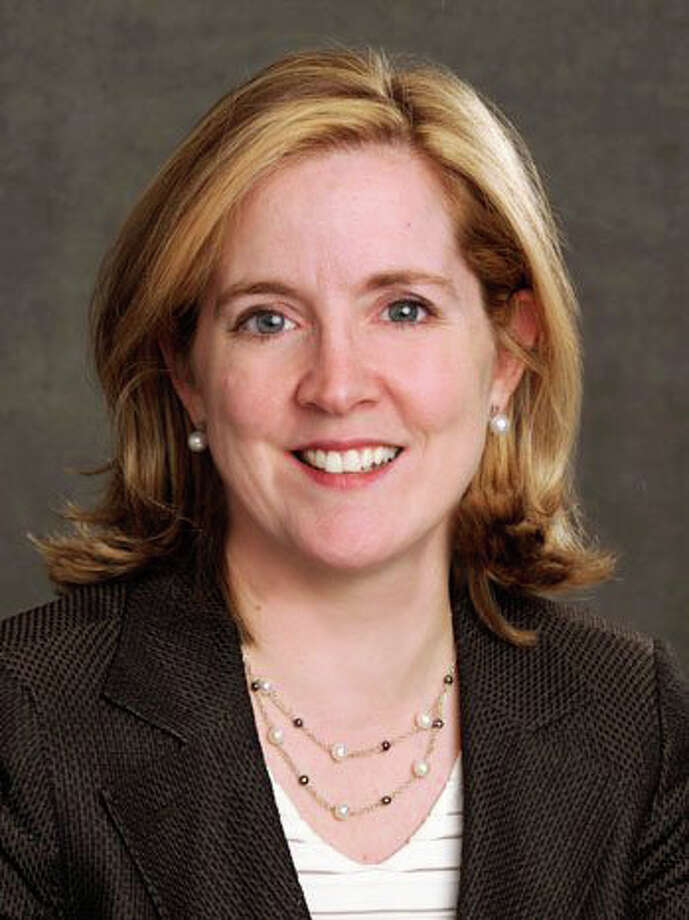 Kate O'Brian, president of Al Jazeera America, will be the guest lecturer for the New Canaan Library's second Richard Salant Lecture of 2014 Sunday, April 27. Photo: Contributed Photo, Contributed / New Canaan News Contributed