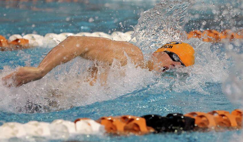 Boys swimmer of the year: Aaron Brysch, Brandeis senior.