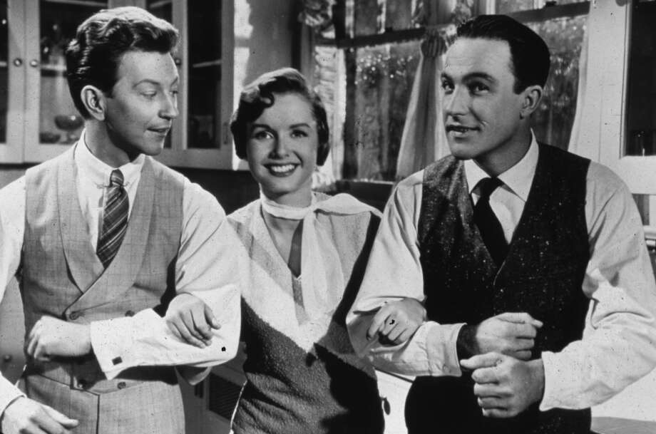 """This famous actress is seen here in """"Singin' in the Rain,"""" one of her most famous roles."""