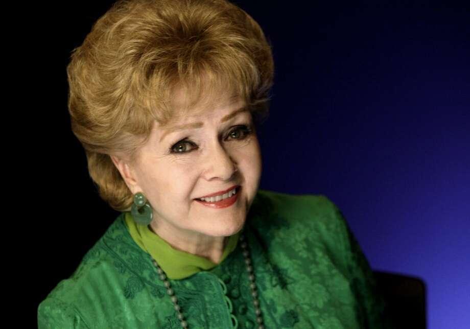 It's Debbie Reynolds.