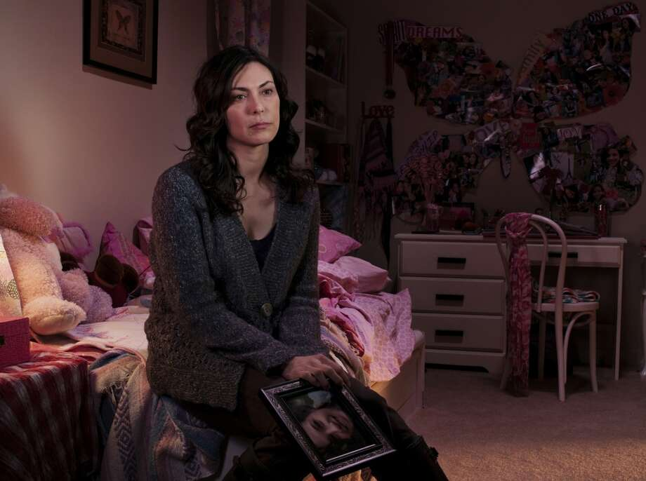 It's Michelle Forbes.