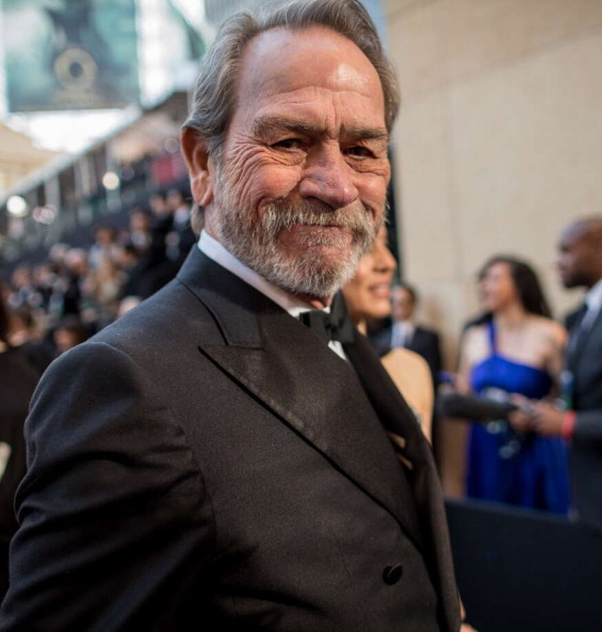 It's Tommy Lee Jones. Photo: Christopher Polk, Getty Images / 2013 Getty Images