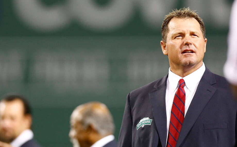 It's Roger Clemens. Photo: Jared Wickerham, Getty Images / 2012 Getty Images