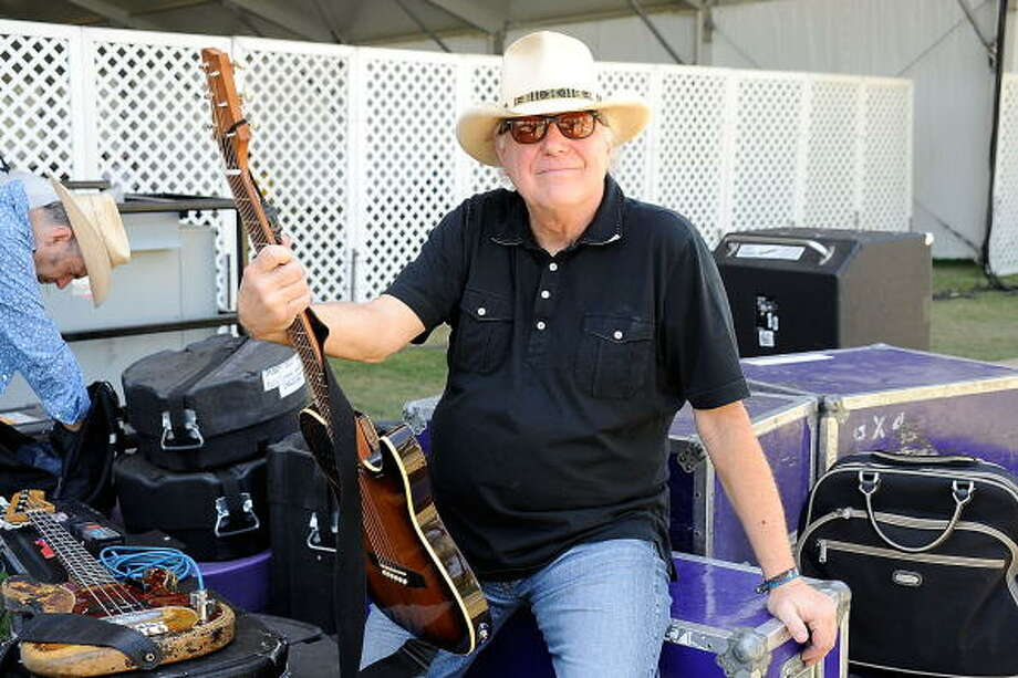 It's Jerry Jeff Walker. Photo: Frazer Harrison, Getty Images / 2009 Getty Images