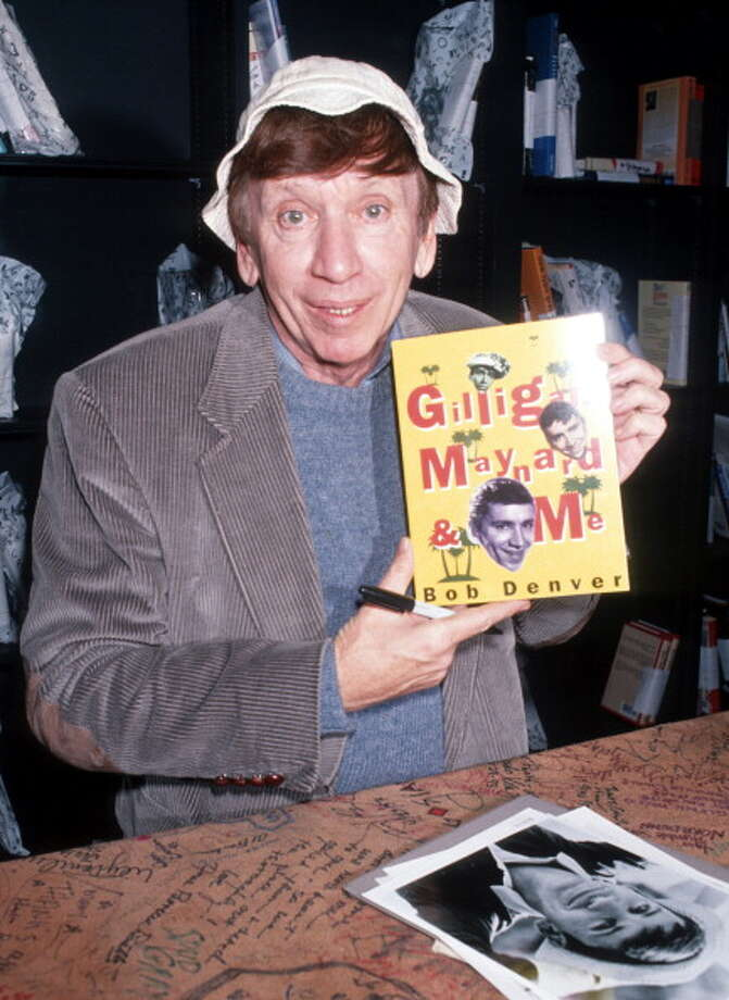 It's Bob Denver. Photo: Ron Galella, WireImage / Ron Galella Collection