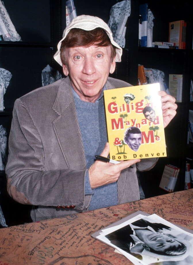 It's Bob Denver. Photo: Ron Galella, WireImage / Ron Galella Collection