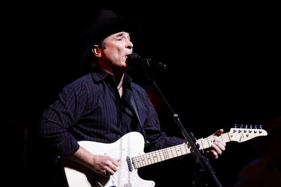 It's Clint Black. Photo: Raymond Boyd, Getty Images / 2010 Raymond Boyd