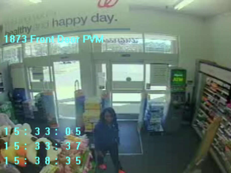 Police are searching for two women that stole a flat iron and a curling iron from the Walgreens on Heights Road. Photo: Contributed Photo, Contributed / Darien News Contributed