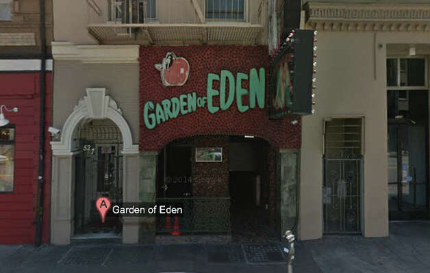 Two Stabbed At North Beach Strip Club Sfgate