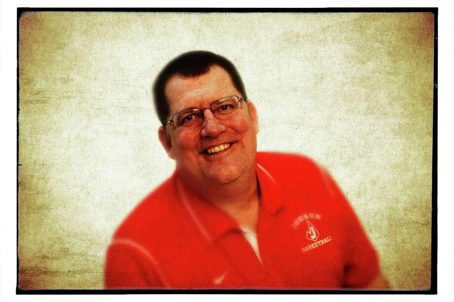 Mike Wacker, an outstanding coach from Judson High School. April 9, 2014. Photo: Billy Calzada, San Antonio Express-News / San Antonio Express-News