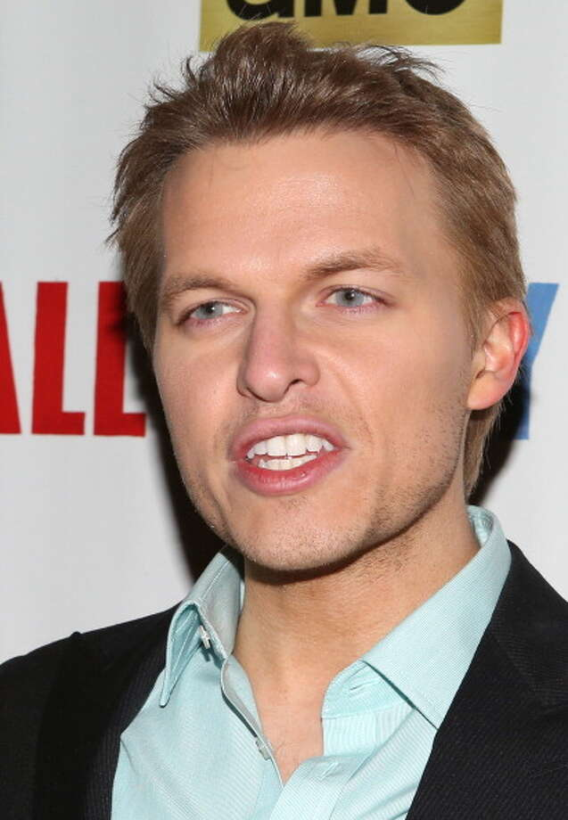 "Ronan Farrow attends ""All The Way"" opening night at Neil Simon Theatre on March 6, 2014 in New York City.  (Photo by Walter McBride/WireImage) Photo: Walter McBride, WireImage / 2014 Walter McBride"