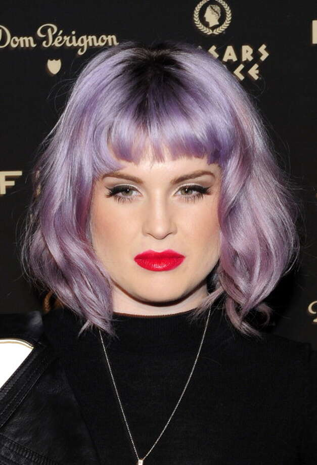 Kelly Osbourne arrives at the grand opening of Fizz Las Vegas inside Caesars Palace celebrating Sir Elton John's birthday on March 28, 2014 in Las Vegas, Nevada.  (Photo by Steven Lawton/FilmMagic) Photo: Steven Lawton, FilmMagic / 2014 Steven Lawton