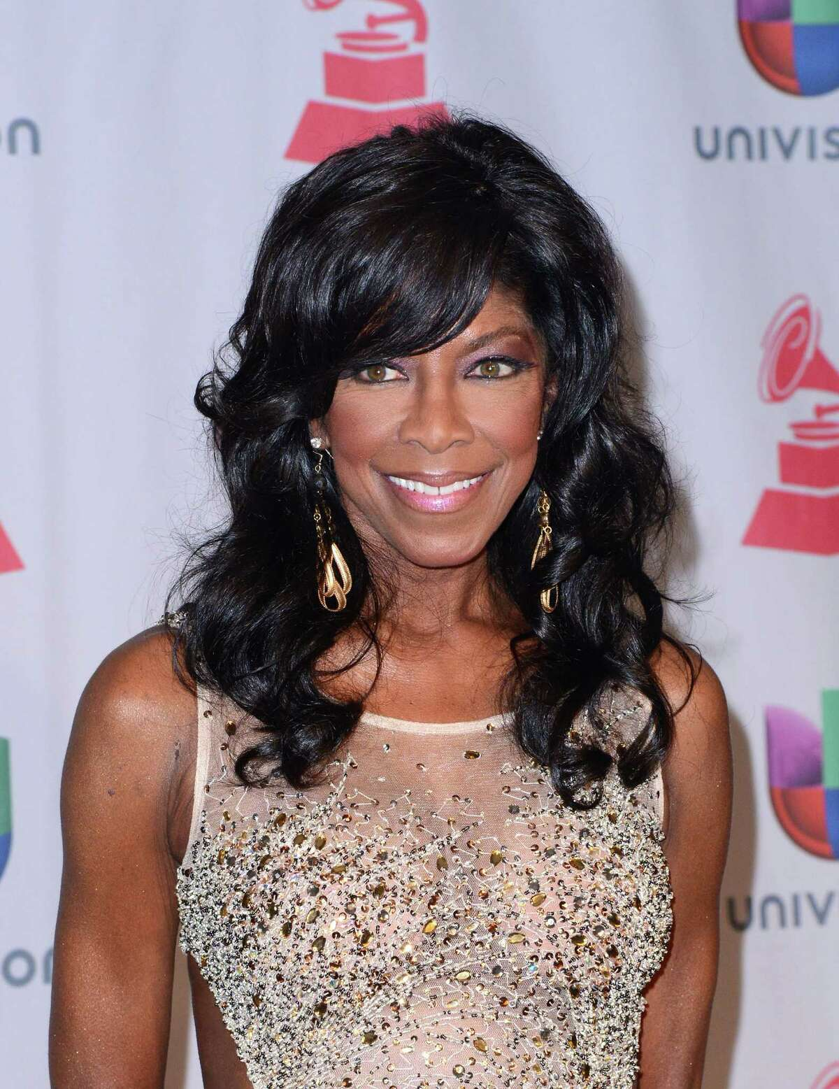 Singer Natalie Cole poses backstage at the 14th Annual Latin GRAMMY Awards at Mandalay Bay Events Center on November 21, 2013 in Las Vegas, Nevada. LAS VEGAS, NV - NOVEMBER 21: Singer Natalie Cole poses backstage at the 14th Annual Latin GRAMMY Awards at Mandalay Bay Events Center on November 21, 2013 in Las Vegas, Nevada. (Photo by C Flanigan/Getty Images)