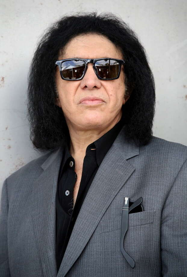Gene Simmons attends the John Varvatos 11th Annual Stuart House Benefit at John Varvatos Boutique on April 13, 2014 in West Hollywood, California.  (Photo by Rachel Murray/Getty Images for John Varvatos) Photo: Rachel Murray, Getty Images For John Varvatos / 2014 Getty Images