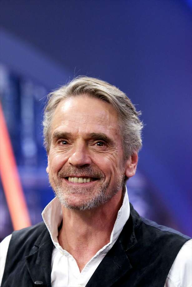 Jeremy Irons will attend the S.F. International Film Festival. Photo: Juan Naharro Gimenez, Getty Images