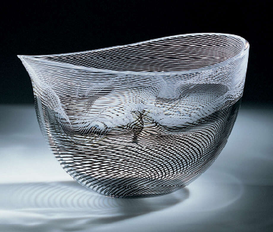 "Friday is your last chance to catch ""La Ragnatela/The Spiderweb: Works by Giampaolo Seguso from the Corning Museum of Glass"" at the Bellarmine Museum in Fairfield. Find out more.  Photo: Contributed Photo / Fairfield Citizen"