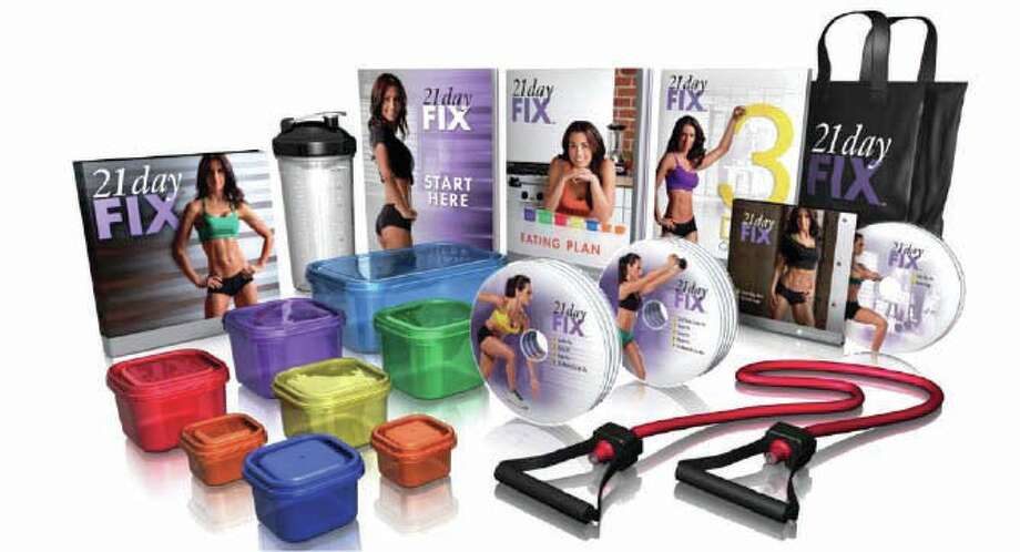 Beachbody's new program 21-Day Fix Ultimate Kit (Beachbody)