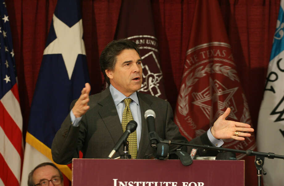 Governor Rick Perry was born in Paint Creek, north of Abilene.