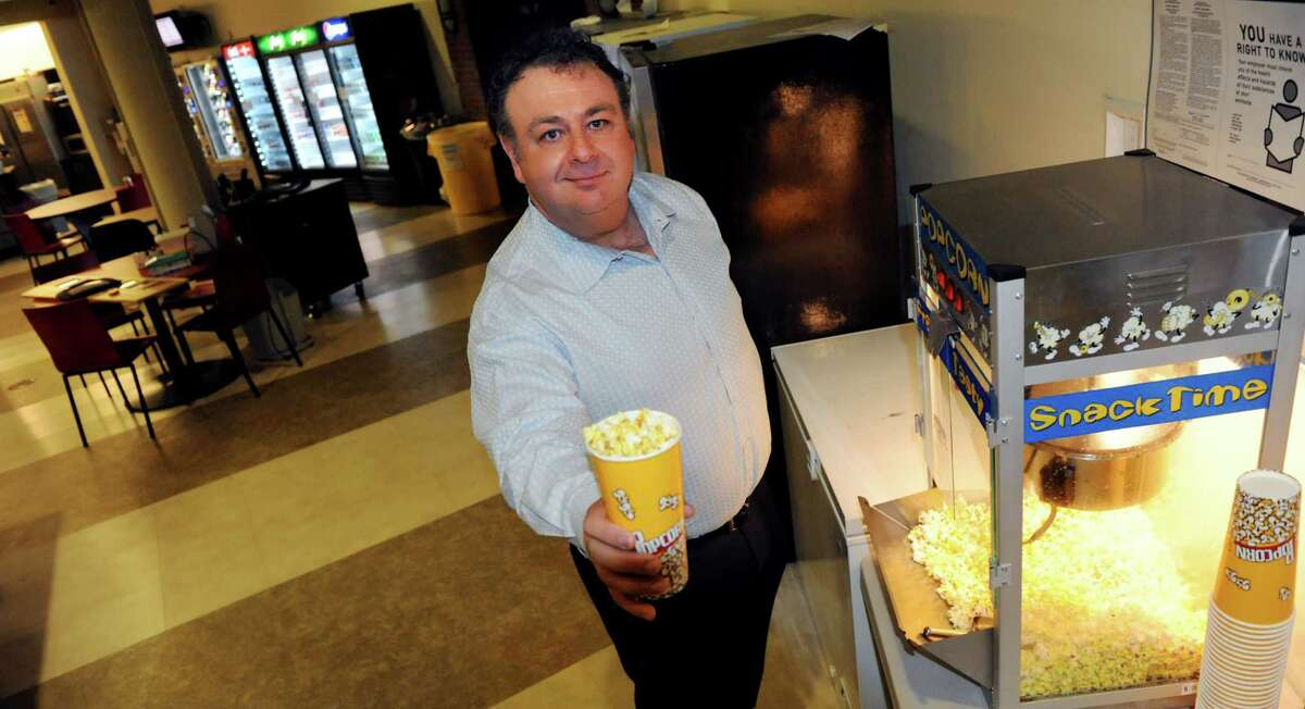 If you work for Vicarious Visions, you can also get free popcorn.