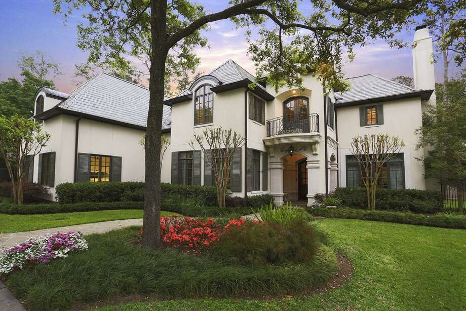 832 Kuhlman: This 2006 home has 5 bedrooms, 5 full and 2 half bathrooms, 11,142 square feet, and is listed for $5,950,000. Photo: Houston Association Of Realtors