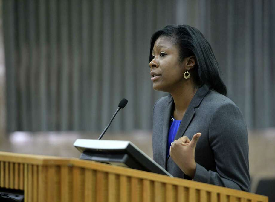 Ann Westbrooks was named Tuesday as the Beaumont Independent School District's new CFO/Comptroller.  Photo taken Tuesday, April 08, 2014 Guiseppe Barranco/@spotnewsshooter Photo: Guiseppe Barranco, Photo Editor