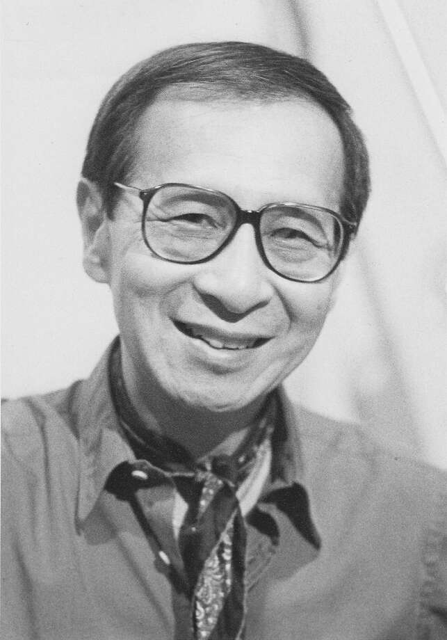 Herb Wong at a New York recording session for Palo Alto Jazz Records in 1984. Photo: W. Patrick Hinely