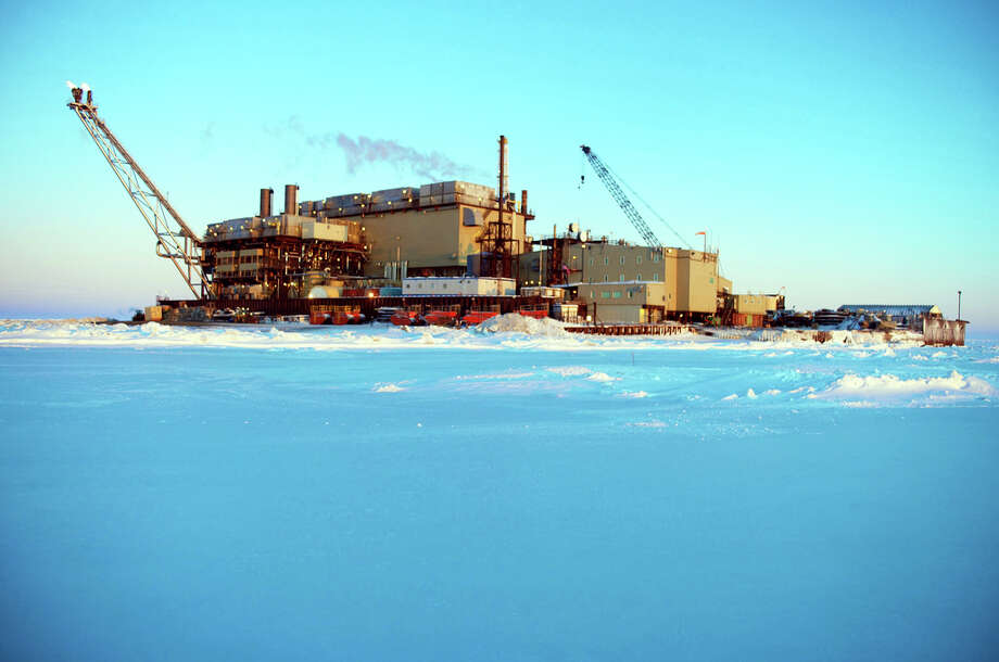 Northstar facility on the North Slope of Alaska. Photo: BP