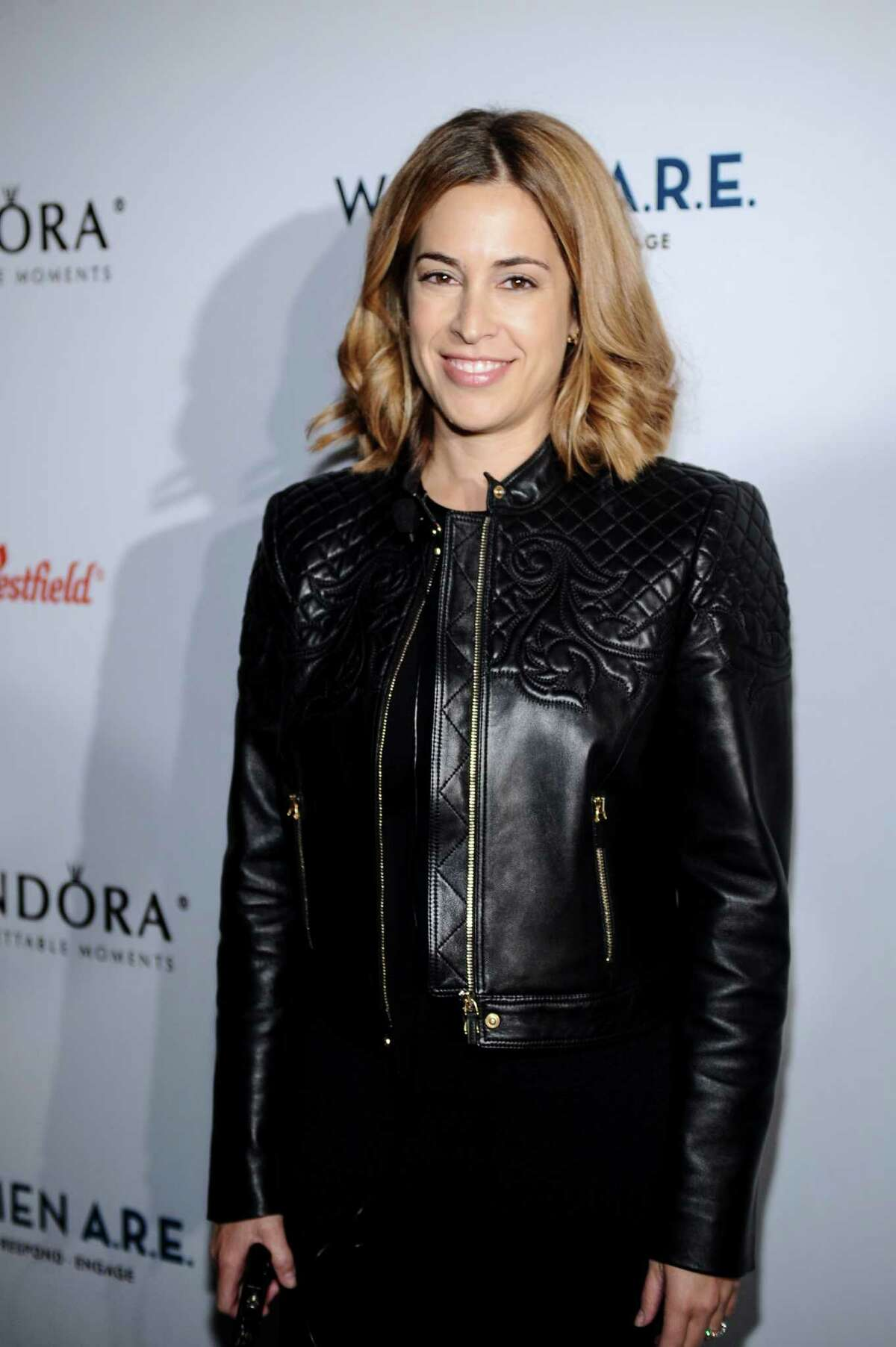 Alison Pincus, co-founder of One Kings Lane, attends WOMEN A.R.E Inaugural Summit Presented By PANDORA at SLS Hotel on November 7, 2013 in Beverly Hills, California.