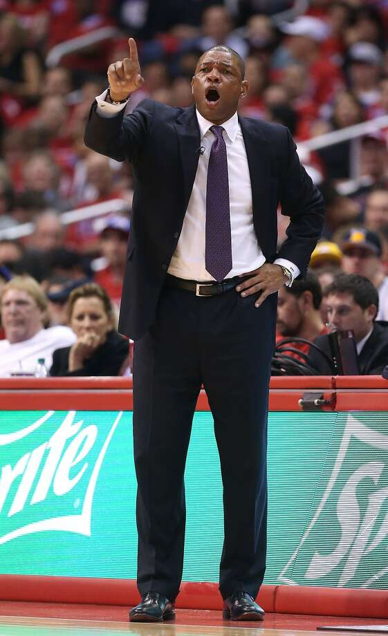 Doc Rivers has coached Jermaine O'Neal before. Photo: Stephen Dunn, Getty Images