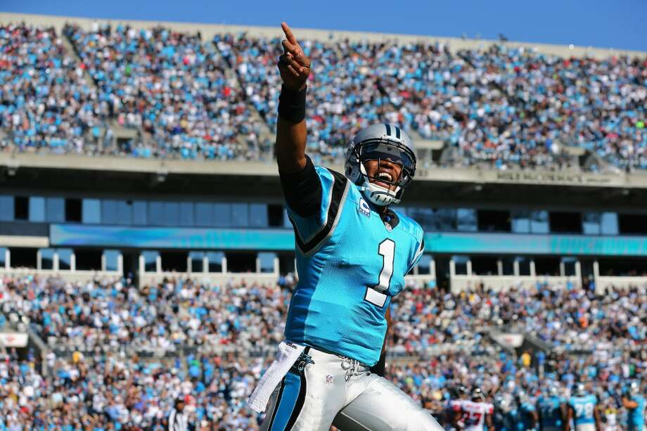 20. Carolina Panthers438,880 average monthly player searches  Top five players:QB Cam Newton (246,000)LB Luke Kuechly (49,500)RB DeAngelo Williams (27,100)DT Star Lotulelei (18,100)TE Greg Olsen (18,100) Photo: Streeter Lecka, Getty Images
