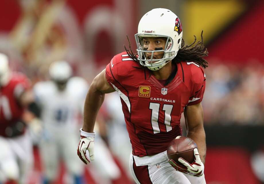 14. Arizona Cardinals564,770 average monthly player searchesTop five players:LB John Abraham (246,000)WR Larry Fitzgerald (74,000)QB Carson Palmer (60,500)CB Patrick Peterson (27,100)RB Andre Ellington (27,100) Photo: Christian Petersen, Getty Images