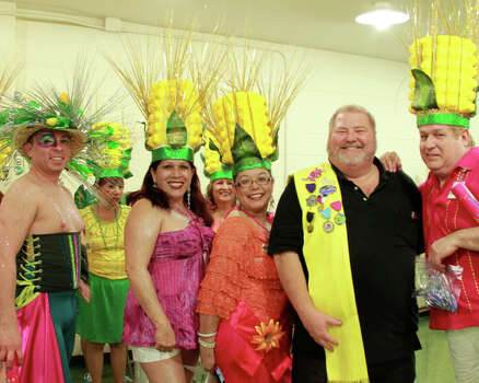 Fiesta goes wild and raunchy with Cornyation on Tuesday. Photo: DeAnne Cuellar, For MySA.com