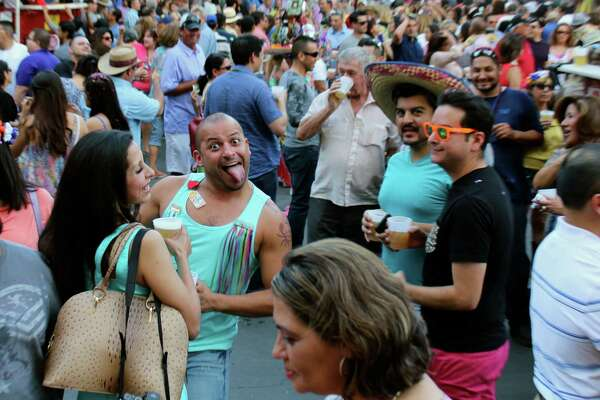 Many enjoyed the live music, great food and more during the first day of A Night in Old San Antonio on Tuesday.