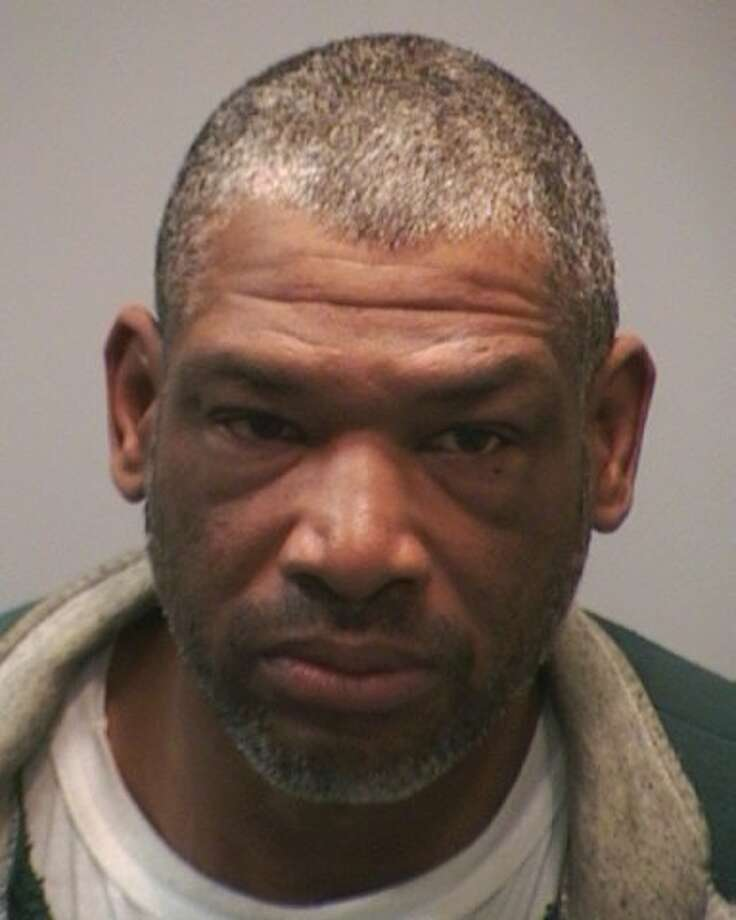 Jeffery Jones, 50, of Westbrook, is facing charged of phoning in a threat last November that forced Yale University in a lockdown. He was arrested Wednesday, April 23, 2014 on charges of falsely reporting an incident, threatening in the second degree, reckless endangerment in the second degree, misuse of the emergency 911 system and breach of peace.   An anonymous caller reported his roommate was headed to the Yale campus to shoot people. Police tracked the call to a phone booth on Columbus Avenue.  During the lockdown, police and heavily armed SWAT teams desended on the Yale campus to search for the alleged gunman.  Jones will be arraigned later today.  On Nov. 25, hundreds of Yale University students huddled behind the locked doors of their dorm rooms as dozens of heavily armed police roamed the Ivy League campus searching for a gunman officials now believe never existed. Photo: New Haven PD, New Haven Police Department / Connecticut Post