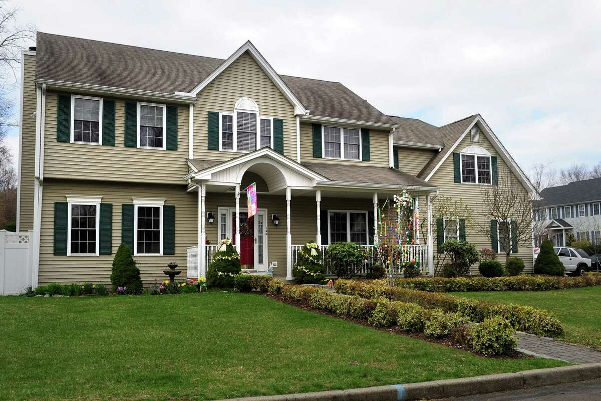 144 Juniper Drive, in Milford, Conn. April 23, 2014. Ralph Mastrianna, 55, died Tuesday evening after high levels of carbon monoxide and hydrogen cyanide were found in his home, officials said.