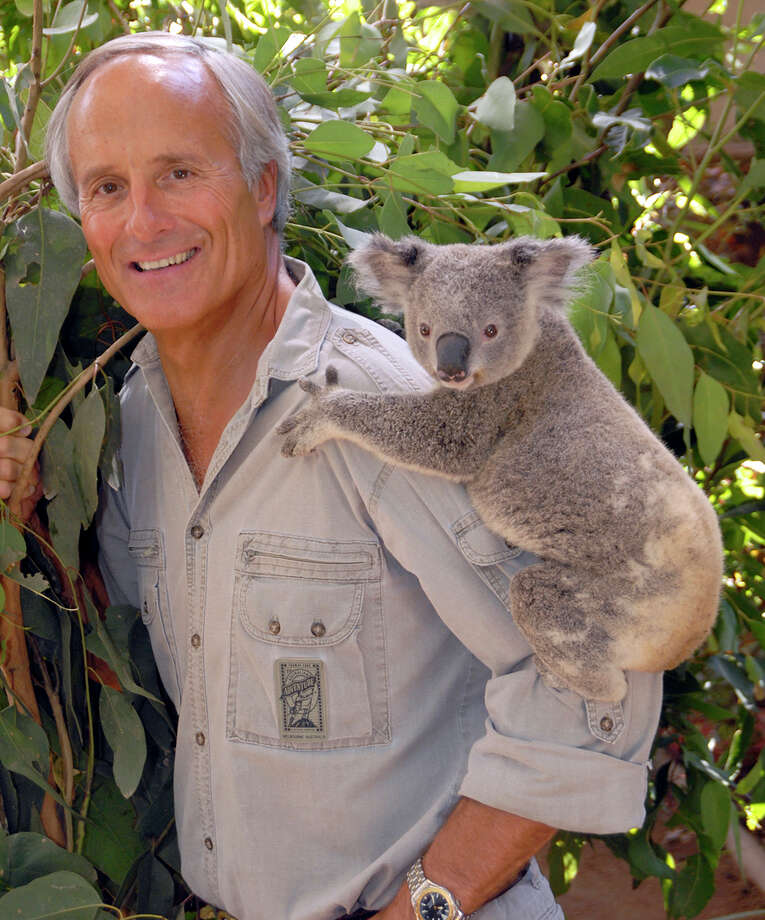 Celebrated zookeeper Jack Hanna comes to The Maritime Aquarium at Norwalk for two shows on Wednesday, May 7. Photo: Contributed Photo / Connecticut Post Contributed
