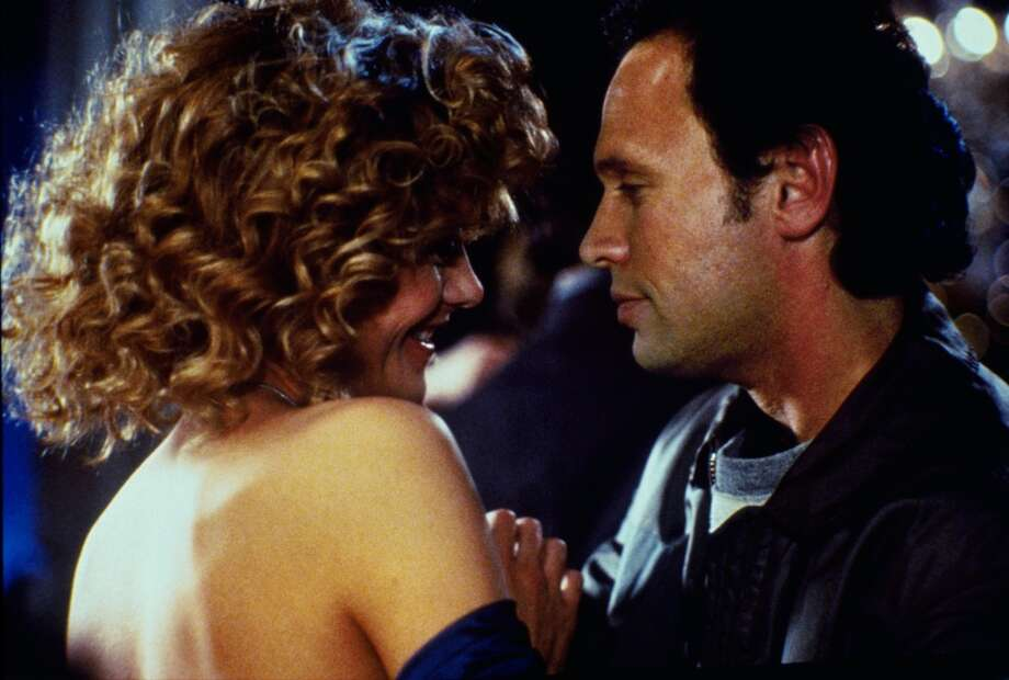 """""""When Harry Met Sally""""97. """"When you realize you want to spend the rest of your life with someone, you want the rest of your life to start as soon as possible."""""""