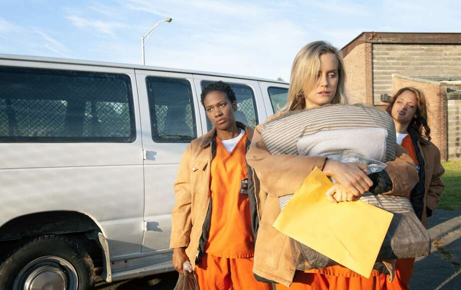 """Orange is the New Black"" Photo: Barbara Nitke, Netflix"