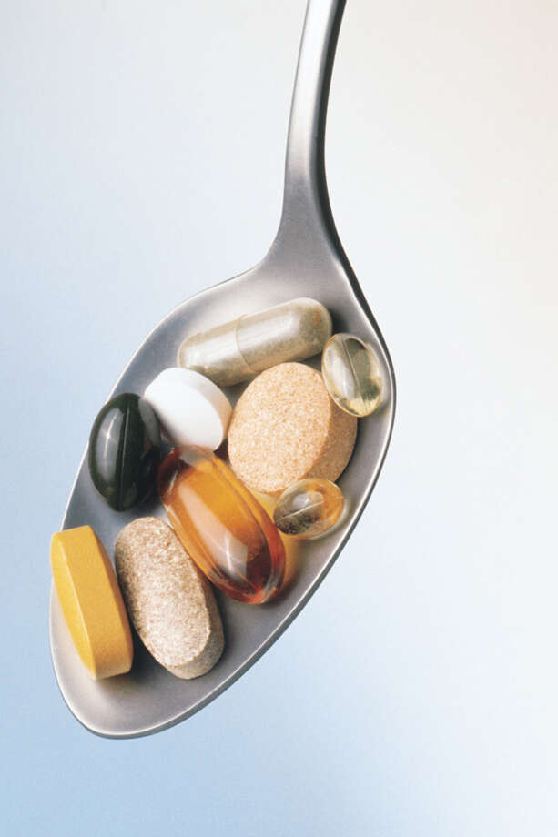 Studies show vitamins may not be worth the cost. / handout / stock agency