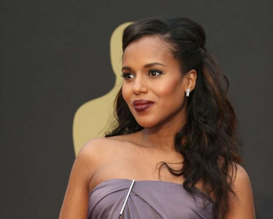 Kerry Washington, 37More: 2014's World's Most Beautiful List