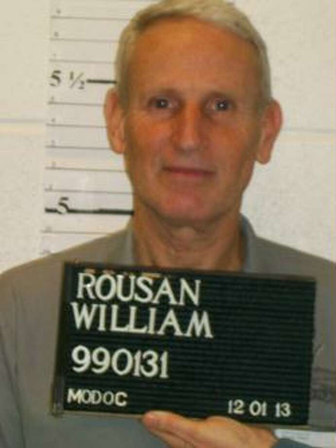 In this Dec. 1, 2013 provided by the Missouri Department of Corrections is William Rousan. Rousan is scheduled to die at 12:01 a.m. Wednesday. He was sentenced to death for killing 62-year-old Grace Lewis in 1993 and was sentenced to life in prison for killing her 67-year-old husband. Photo: Anonymous, AP / Missouri Department of Corrections