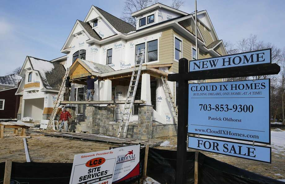 Low supply is boosting new-home prices, keeping buyers on the sidelines. Photo: Larry Downing, Reuters