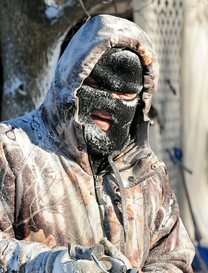 25. Severe, extremity-numbing, polar vortex cold. Particularly last winter. Photo: Christian Abraham, Connecticut Post